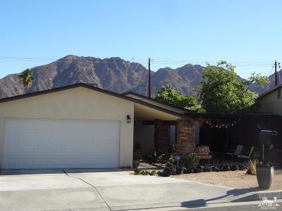 La Quinta Single Family Home For Sale: 53300 Avenida Rubio