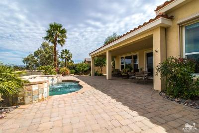 La Quinta Single Family Home For Sale: 81146 Barrel Cactus Road
