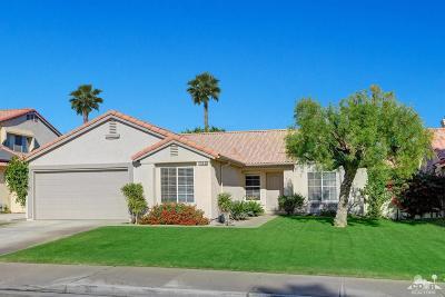 La Quinta Single Family Home Contingent: 78840 Sanita Drive