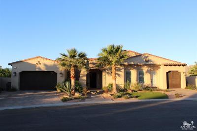 La Quinta Single Family Home For Sale: 81035 Giacomo Way