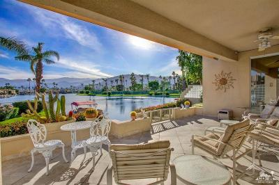 Rancho Mirage Condo/Townhouse For Sale: 159 Lake Shore Drive