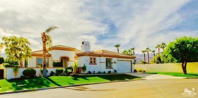 Rancho Mirage Single Family Home For Sale: 18 Corte Del Sol