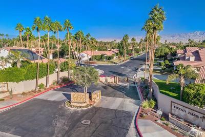 Palm Desert Single Family Home For Sale: 39880 Regency Way