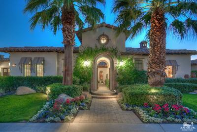 Indian Wells Single Family Home For Sale: 75787 Via Cortona