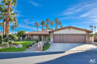 Ironwood Country Clu Single Family Home For Sale: 73625 Agave Lane