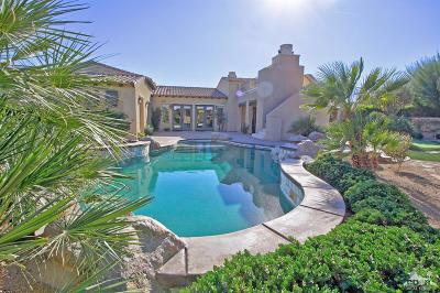 La Quinta Single Family Home For Sale: 81945 Contento
