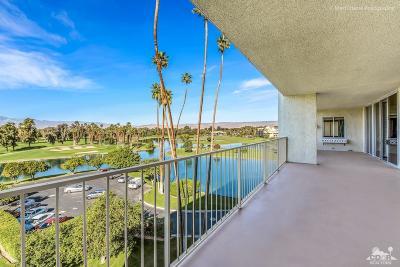 Rancho Mirage Condo/Townhouse For Sale: 899 Island Drive #511
