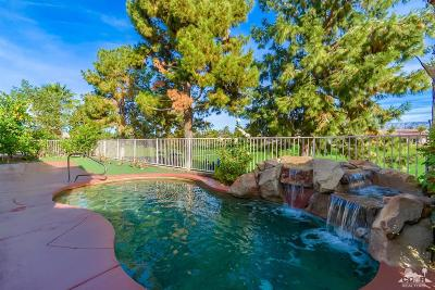 Palm Desert Single Family Home Sold: 39515 Manorgate Road