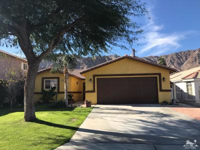 La Quinta Single Family Home For Sale: 51945 Avenida Ramirez