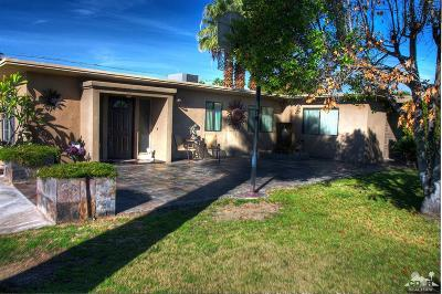 Palm Springs Single Family Home For Sale: 1179 North Calle Marcus
