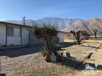 Palm Springs CA Single Family Home For Sale: $160,000