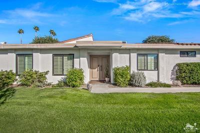 Rancho Las Palmas C. Condo/Townhouse Contingent: 2 Tortosa Drive