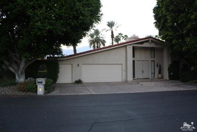 Rancho Mirage Single Family Home For Sale: 3 Lincoln Place