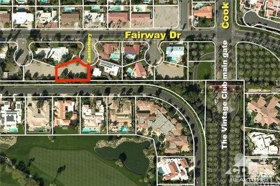 Palm Desert Residential Lots & Land For Sale: Canterbury Court
