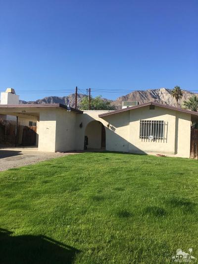 La Quinta Single Family Home For Sale: 52911 Avenida Velasco