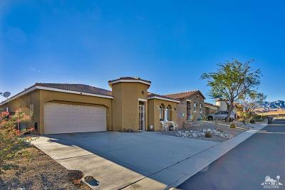 Desert Hot Springs CA Single Family Home Contingent: $235,000