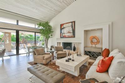 Ironwood Country Clu Single Family Home For Sale: 73489 Mariposa Drive