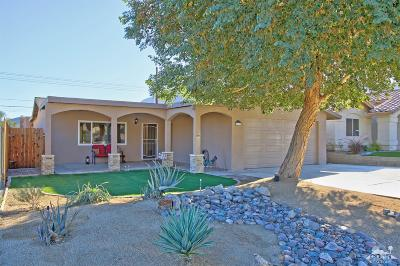La Quinta CA Single Family Home Contingent: $245,000