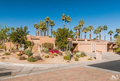 Palm Desert Condo/Townhouse For Sale: 48945 Mariposa Drive