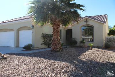 Sun City Shadow Hills Single Family Home For Sale: 80661 Avenida Santa Carmen