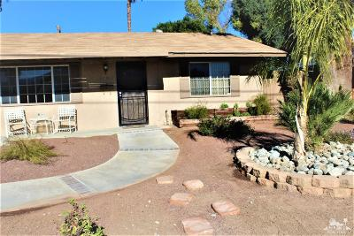 Palm Desert Country Single Family Home For Sale: 77590 California Drive