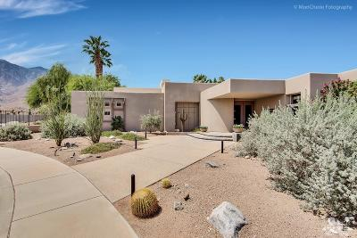 Palm Springs Single Family Home For Sale: 820 Snapdragon Circle