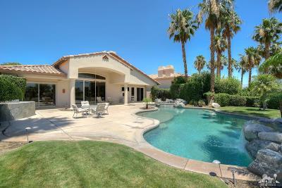 Rancho La Quinta CC Single Family Home For Sale: 49090 Vista Estrella