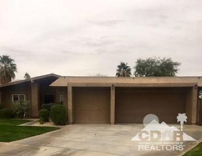 Palm Desert Country Single Family Home For Sale: 42530 York Street