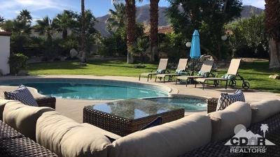 Rancho Mirage Single Family Home Sold: 71423 Estellita Drive