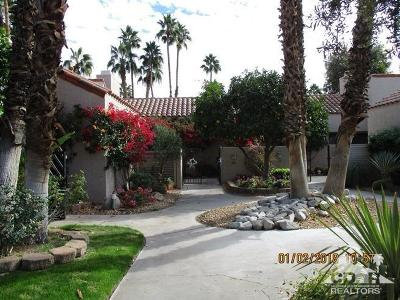 Mission Hills Country Club Condo/Townhouse For Sale: 332 Forest Hills Drive