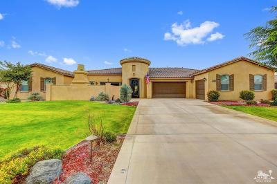Indio Single Family Home For Sale: 49383 Constitution Drive