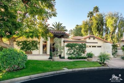 Indian Wells Single Family Home Contingent: 74985 Havasu Court