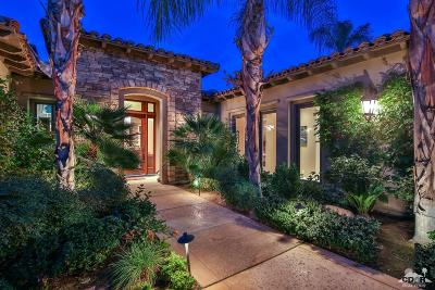 Indian Wells Single Family Home For Sale: 76002 Via Firenze