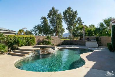 La Quinta Single Family Home Sold: 61170 Living Stone Drive
