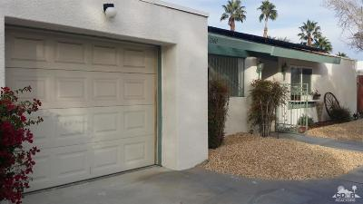 Palm Springs Single Family Home For Sale: 1360 East Racquet Club Road