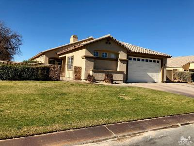 Blythe Single Family Home For Sale: 2689 Sweetwater