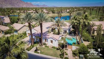 La Quinta Single Family Home For Sale: 81120 Legends Way