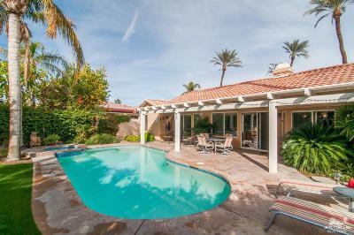 Palm Desert Single Family Home Contingent: 123 Christa Court
