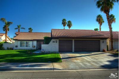 La Quinta Single Family Home For Sale: 44120 Camino La Cresta