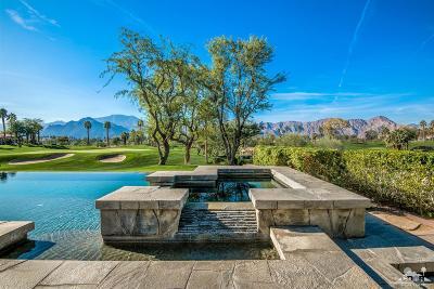 La Quinta Single Family Home For Sale: 48590 Vista Calico