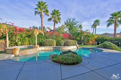 La Quinta Single Family Home For Sale: 61290 Fire Barrel Drive