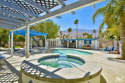 Palm Springs Single Family Home For Sale: 2222 North Via Miraleste