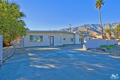 Palm Springs Single Family Home For Sale: 365 Cabrillo Road