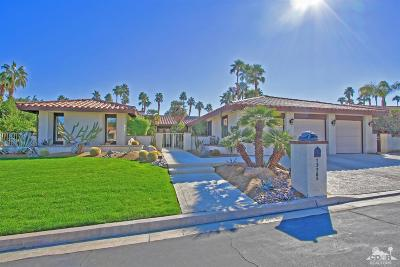 Ironwood Country Clu Single Family Home For Sale: 73705 Agave Lane