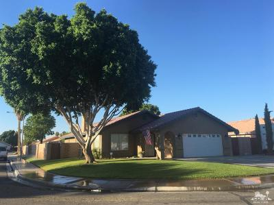 Blythe Single Family Home For Sale: 378 Village Drive