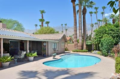 Palm Springs Single Family Home For Sale: 2298 East Amarillo Way