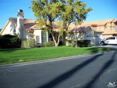 Palm Desert Single Family Home For Sale: 360 Augusta Drive