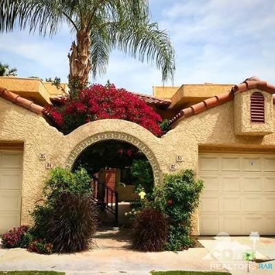 Cathedral City, Palm Springs Rental For Rent: 2345 South Cherokee Way #82