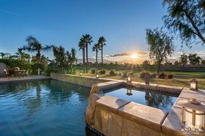 Sun City Shadow Hills Single Family Home Contingent: 40417 Calle Estela