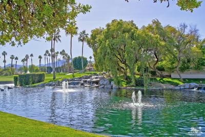 Palm Desert Condo/Townhouse For Sale: 343 Red River Road